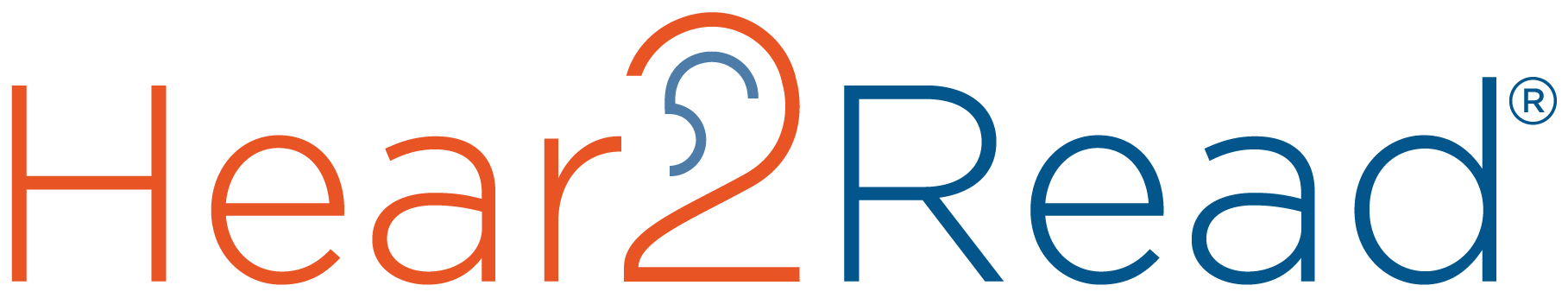 Hear2Read Logo